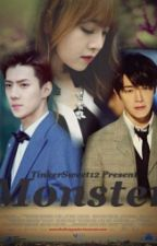 Monster [EDITING] by TinkerSweet12