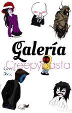 Galería Creepypasta || Risa, Amor, Maratón || by a_mdinaa