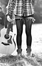 A vida de uma rockeira by gabriellyjasper