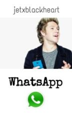 WhatsApp. |Niall Horan| by louisscxrrot