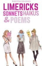 Limericks Sonnets Haikus & Poems by Writingxdaisies