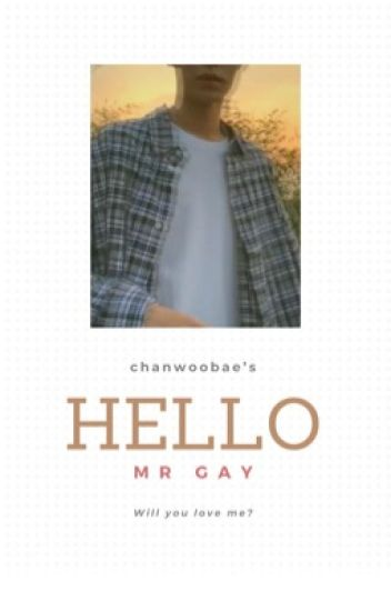 Hello Mr. Gay