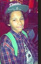 my  boyfriend Malak Watson by thugin_ria