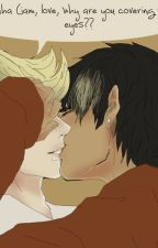 Besos a escondidas [Ziall] by Saam18