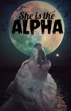 She Is The Alpha by Vero_Gonzalez19