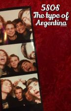 5SOS the type of Argentina by cliffxrdftdalas
