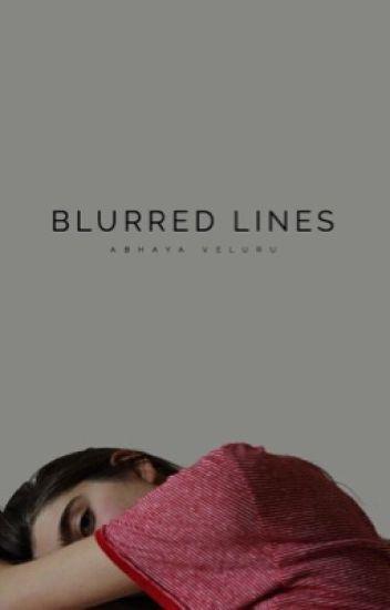 Blurred Lines | #WATTYS2017