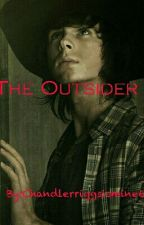The Outsider *Carl Grimes* by Chandlerriggsismine6