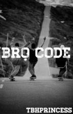 Bro Code by tbhprincess