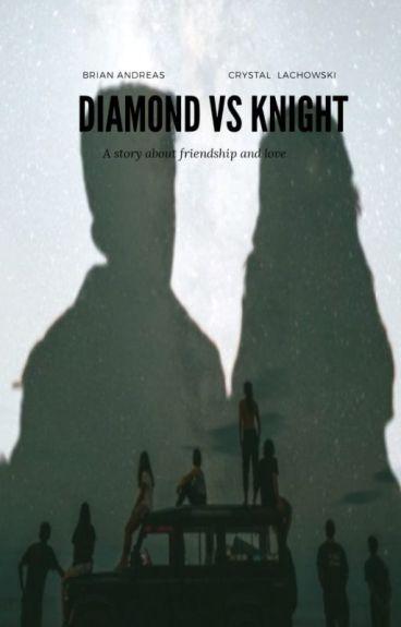 Diamond vs Ksatria -End