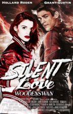 Silent Love    Barrydia by zainclouds