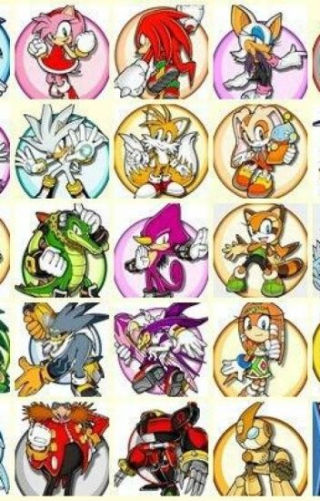 I'm Glad You Came (Various Sonic Characters x Reader)