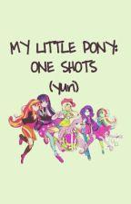 My Little Pony:One-shots(yuri) by LittleBigRainbow2