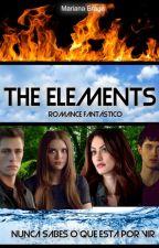 The Elements: O despertar by MarianaBraga819