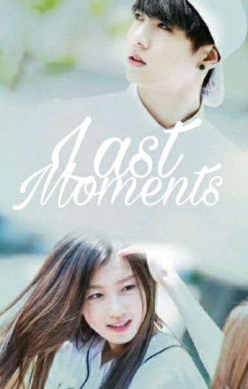 Last Moments [Jungkook X Halla]