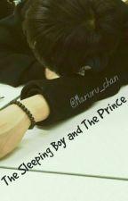 The Sleeping Boy and The Prince by Maruru_chan