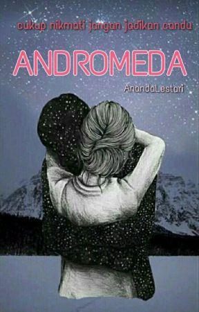 ANDROMEDA by anandalestari