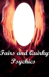 Fairs and Quirky Psychics ~ Ziall AU One-Shot by theimmortal_life