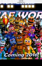 Ask Me And The FNAF Crew! by FOXYINCONSIOUS1987