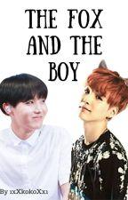 The fox and the boy{BTS Yoonseok} by 1xXkokoXx1
