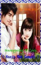 [01] Kasih Tak Sampai [Complete] by velove_girlie