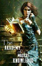 Академия Магических Знаний by Zenia130720022200