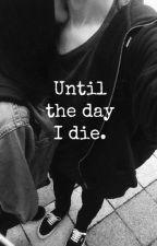until the day i die x afi | CZ | by sidneydoyle