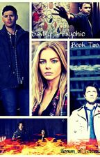 Saving a Psychic: Book Two by -foreverirwin