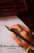 The Diaries of Princess Amadala by ShamRaine
