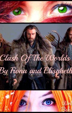 Clash Of Worlds by FionaElisabeth