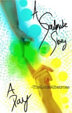 A Soulmate Story A Day by TheLoneAlbatross