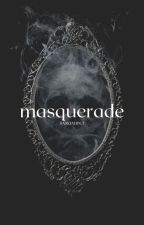 Masquerade [1] →  Tom Riddle ✓ by saskiahdlt