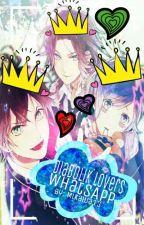 Diabolik Lovers Whatsapp by Mikawa13