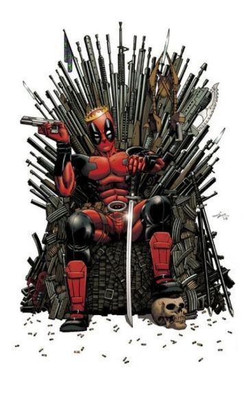 Deadpool x Reader