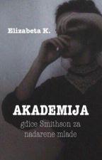 Akademija gospođice Smithson za nadarene mlade by Elizabeth_Kushner