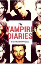 The Vampire Diaries: The Smut Chronicles [ON HOLD] by de_booklover16