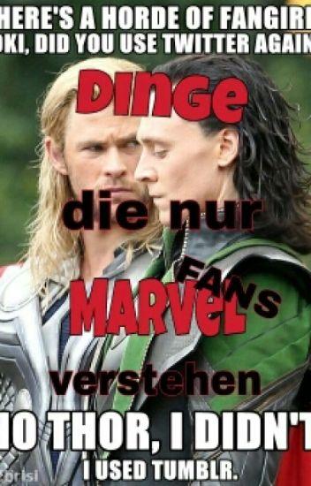 Dinge die nur Marvel fans verstehen