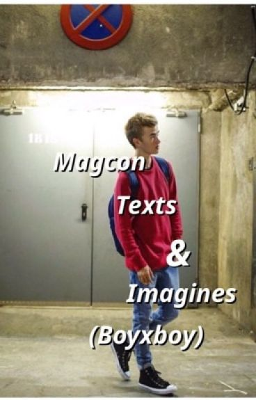 Magcon Texts and Imagines. BoyxBoy