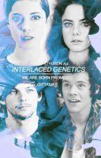 Interlaced Genetics | Larry Stylinson AU | + Lolay Stylinson by gittana_