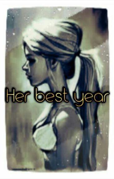 Her best year