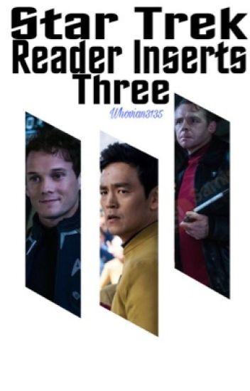 Star Trek Reader Inserts 3