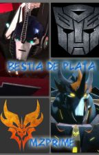 Bestia de Plata |Transformers| by MzPrime