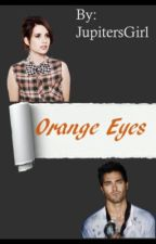 Orange Eyes (Teen Wolf/Derek Hale) by JupitersGirl