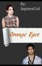 Orange Eyes (Teen Wolf/Derek Hale) by JupitersGirl