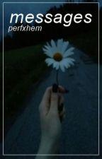 messages ✉ • L.H. by perfxhem