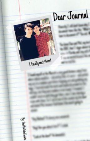 Dear Journal (A Phan Short Story) by ThatYouTubeFanatic