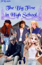The Big Five in High School by JELSA080