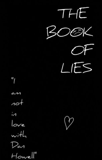 The Book of Lies || Phan  [[COMPLETED]]
