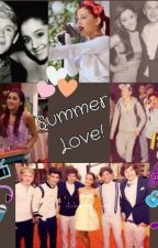 Summer Love (One direction & Ariana Grande FanFic) by Snap_Chap