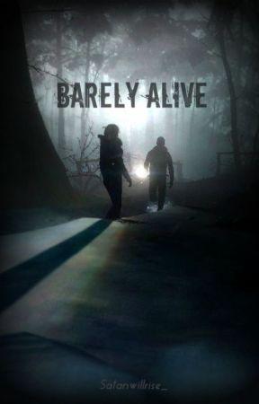 Barely Alive - Josh Washington x Reader by Satanwillrise_